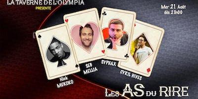Golden Comedy x Les AS du Rire