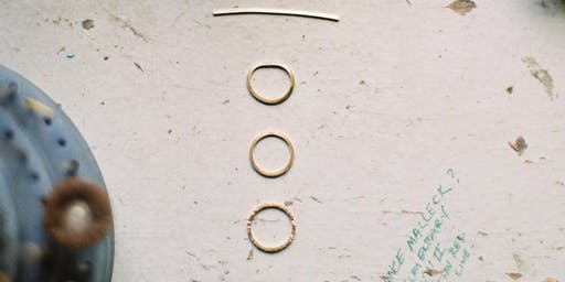 Make Your Own Trio of Stacking Rings
