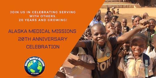 Alaska Medical Missions: 20th Anniversary Celebration!