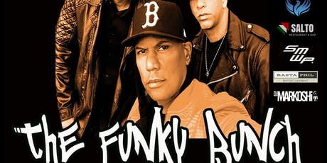 Authentic Italian Dinner and Wine Experience with World Famous Funky Bunch! tickets