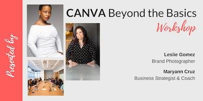 Canva - Beyond the Basics! Workshop (Hartford)