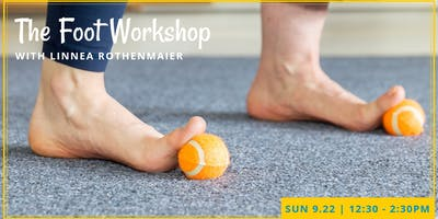 The Foot Workshop with Linnea Rothenmaier
