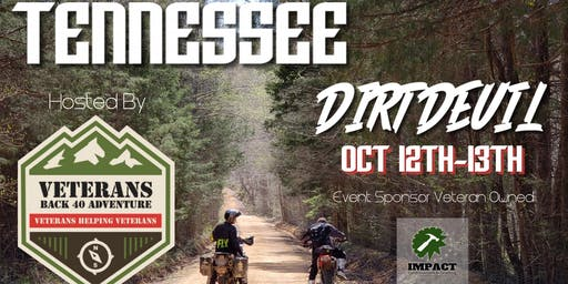 Tennessee Dirt Devil Veterans Back 40 Adventure