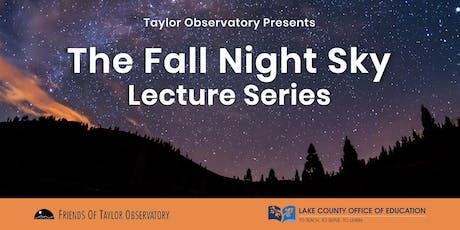 The Fall Night Sky  tickets