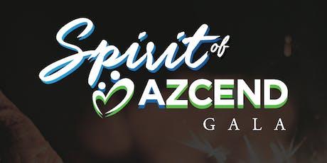 Spirit of AZCEND Gala tickets