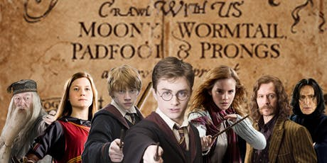 Harry Potter Trivia Bar Crawl - Tampa tickets