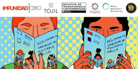 Presentación de la Guía contra la Corrupción en Ministerios Públicos tickets