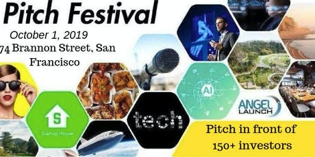 Silicon Valley Investing Summit and  Pitch Festival tickets