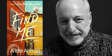 André Aciman at Books & Books tickets