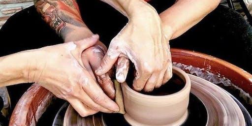 Flingin Pots n' Drinkin Pints