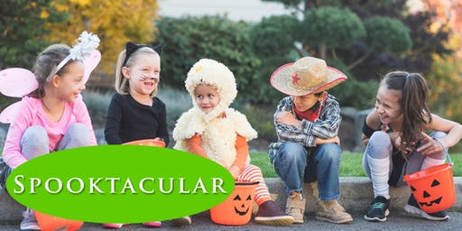 Spooktacular - A Family Saturday Event