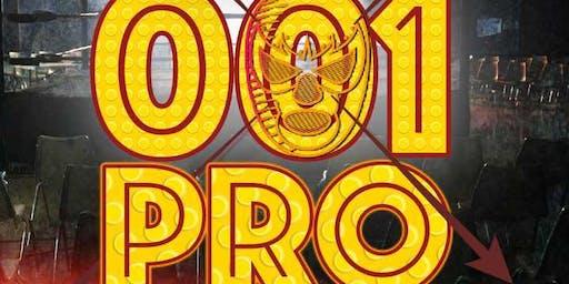 001Pro Throwdown