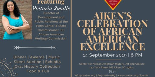 Aiken's Celebration of African American Excellence