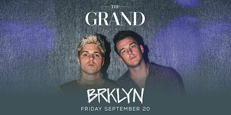 BRKLYN | The Grand Boston 9.20.19 tickets