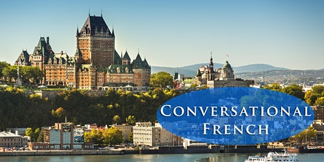 Conversational French - teens and tweens tickets