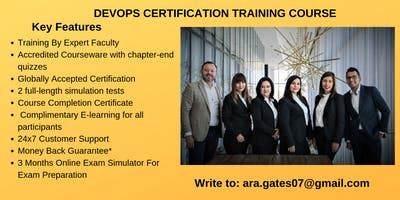 DevOps Certification Course in Fort Collins, CO