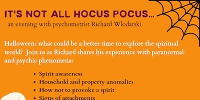 It's not all hocus pocus...