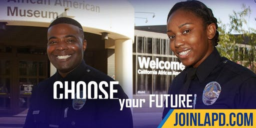 LAPD Testing at Southern University and A&M College