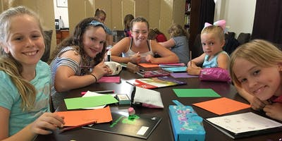 Sunny Kids Writing Camps September 2019