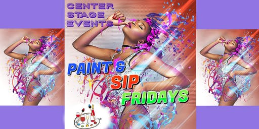 Friday Night Paint & Sip | Pearland