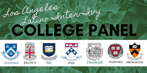 Latino Inter-Ivy College Panel
