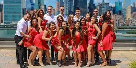 Jerry Geraldo's Presents Sass Class Dance Group (Dance, Drink, Meet) tickets