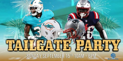 Miami Dolphins Tail Gate Party