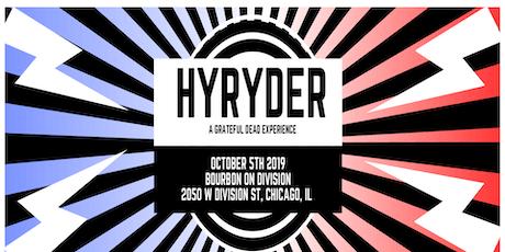 Hyryder tickets