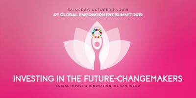 4th Global Empowerment Summit 2019 -Investing in the Future - Changemakers