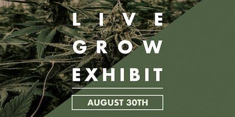 Long Beach Live Cannabis Cultivation Exhibit tickets