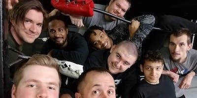 2-Day Pro Wrestling Fantasy Camp