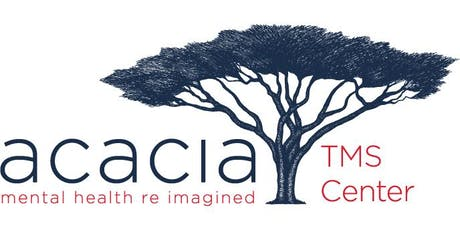 Groundbreaking Depression Treatment: TMS Therapy at Acacia Mental Health tickets