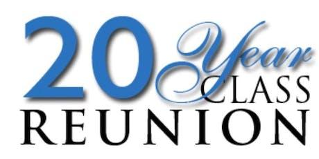 Kinston High School 20 Year Class Reunion tickets