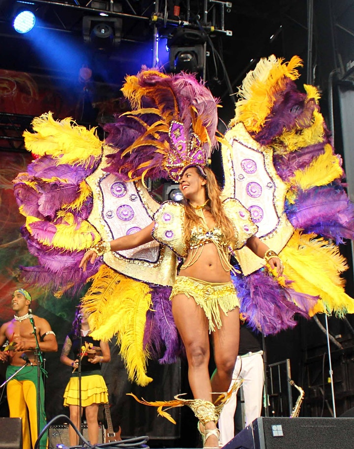 BRAZILIAN CULTURAL FESTIVAL AND CAPOEIRA BATIZADO image