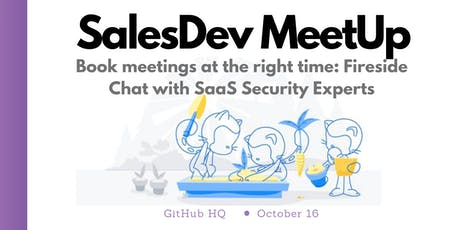 SDRs of the Bay: Find the right timing with Security DMs tickets