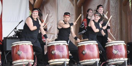 Beginner Taiko Workshop