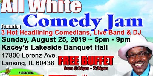 All White Comedy Jam