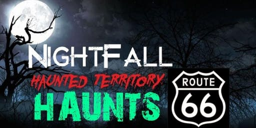 NIGHTFALL HAUNTED TERRITORY - HAUNTS ROUTE 66