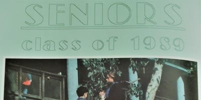 Aptos High School - Class of 1989 - 30 Year Reunion!!!