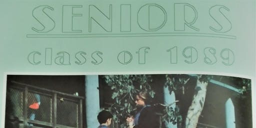 Aptos High School - Class of 1989 - 30 Year Reunion!!!