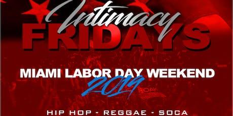 Intimacy Fridays tickets