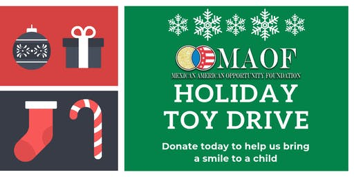 MAOF TOY DRIVE