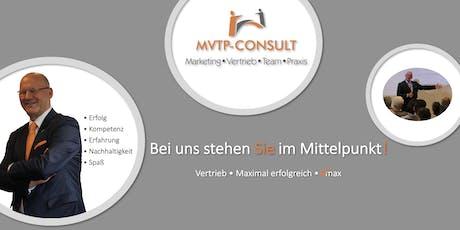 Vertrieb • Maximal erfolgreich • Vmax Hamburg ✅ Tickets