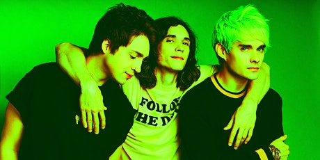 The Noise Presents Waterparks: The Fandom Tour tickets