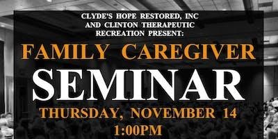 Family Caregiving 101