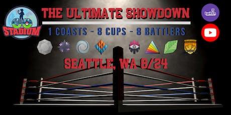 GO Stadium - The Ultimate Showdown - Seattle, WA tickets