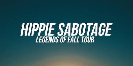 Hippie Sabotage at The Republik (November 9, 2019) tickets