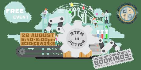 STEM in ACTION tickets