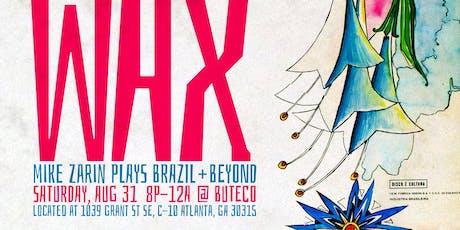 Brazilian Wax tickets