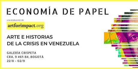 Economy of Paper boletos